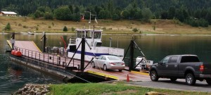 Glade Cable Ferry